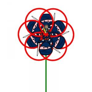 Ninja Flower
